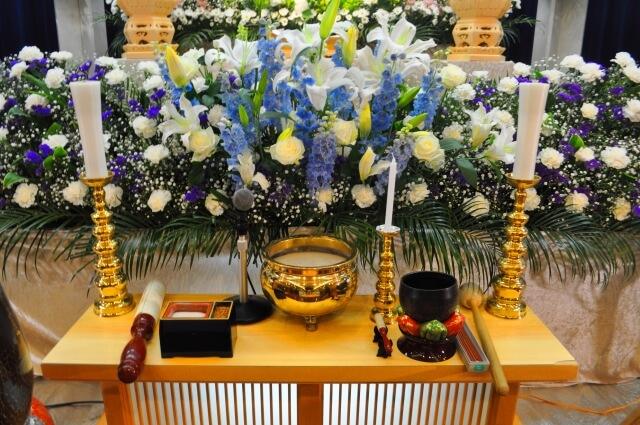 通夜なしの家族葬の流れ
