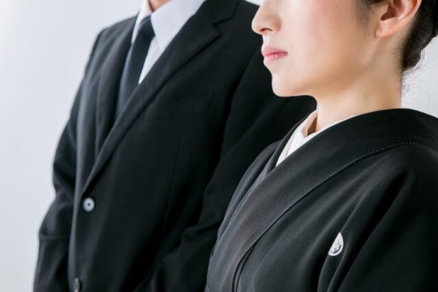 【立場別】家族葬における基本的な服装のマナー