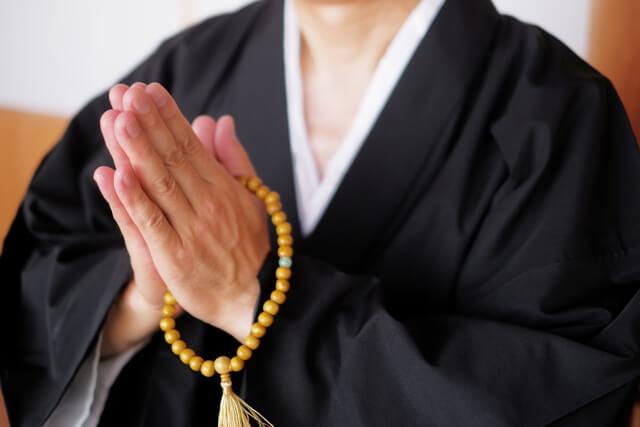 僧侶への挨拶・対応