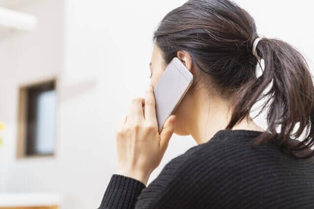 家族葬のお悔やみの言葉を電話で伝える注意点