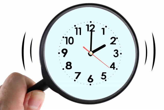 直葬(火葬式)が行われる時間帯や所要時間
